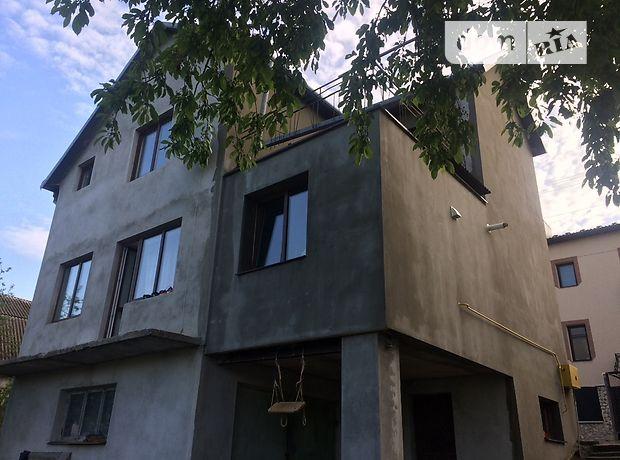 трехкомнатная дача с цокольным этажом, 210 кв. м, кирпич. Продажа в Подгородном (Тернопольская обл.) фото 1