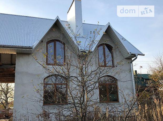трехкомнатная дача, 115 кв. м, кирпич. Продажа в Подгородном (Тернопольская обл.) фото 1