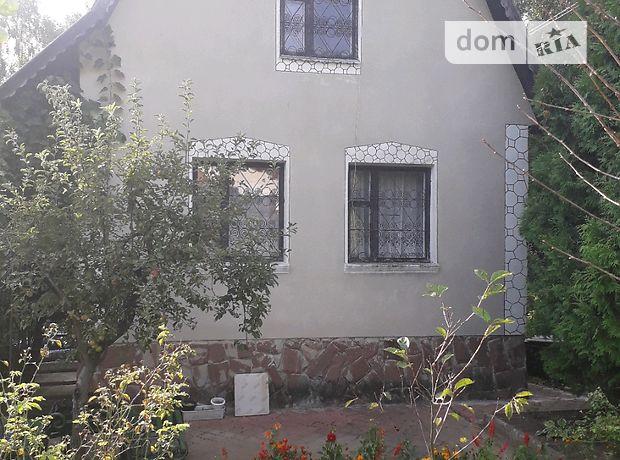 трехкомнатная дача c мансардным этажом, 80 кв. м, кирпич. Продажа в Романовке (Тернопольская обл.) фото 1