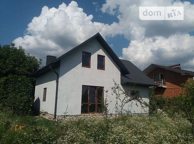 пятикомнатная дача c мансардным этажом, 120 кв. м, газобетон. Продажа в Смиковци (Тернопольская обл.) фото 1
