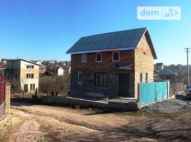 трехкомнатная дача с цокольным этажом, 90 кв. м, кирпич. Продажа в Смиковци (Тернопольская обл.) фото 1