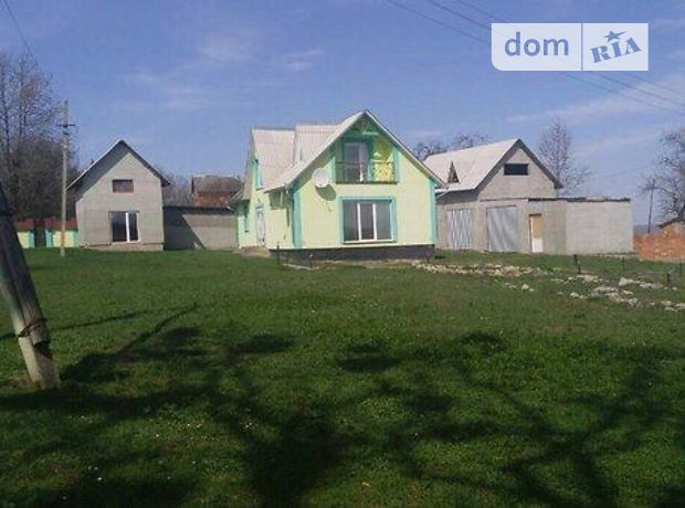 четырехкомнатная дача, 65433 кв. м, дерево и кирпич. Продажа в Корытном (Черновицкая обл.) фото 1