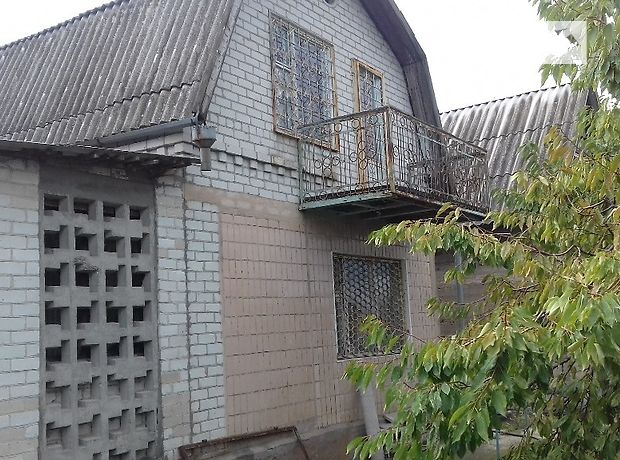 трехкомнатная дача c мансардным этажом, 80 кв. м, панель. Продажа в Кушугуме (Запорожская обл.) фото 1