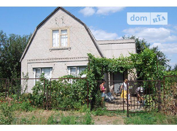 трехкомнатная дача c мансардным этажом, 75 кв. м, кирпич. Продажа в Приднепровском (Запорожская обл.) фото 1