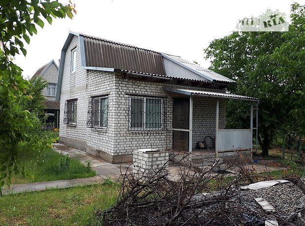 трехкомнатная дача c мансардным этажом, 55 кв. м, кирпич. Продажа в Приднепровском (Запорожская обл.) фото 1
