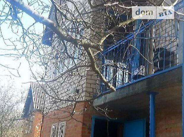 трехкомнатная дача с цокольным этажом, 60 кв. м, кирпич. Продажа в Фесках (Харьковская обл.) фото 1