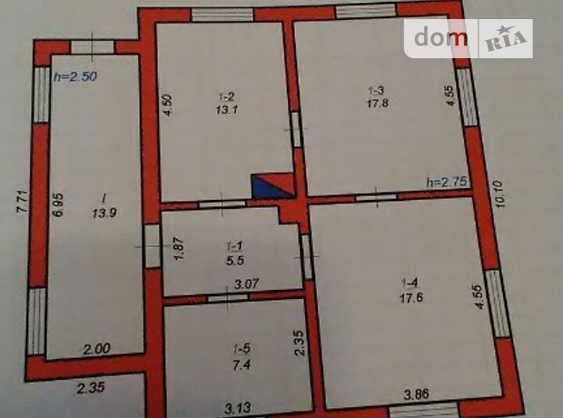 Продажа дома, 110м², Львовская, Noviy Rozdil, ІФранка, дом 17