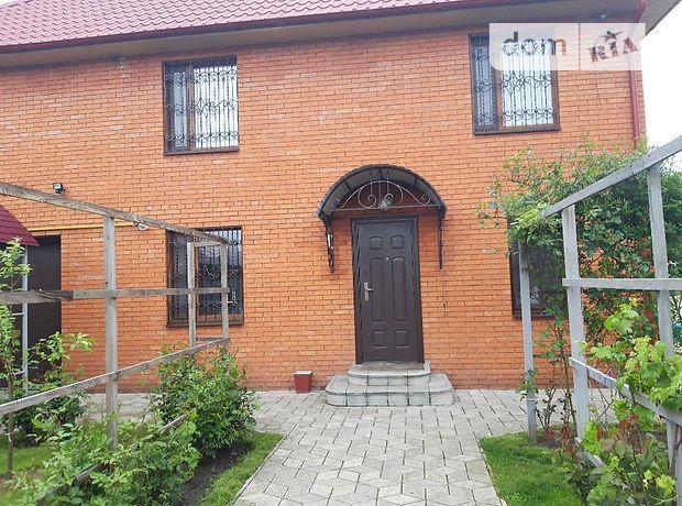 двухэтажный дом с камином, 139.2 кв. м, кирпич. Продажа в Буймеровке (Сумская обл.) фото 1