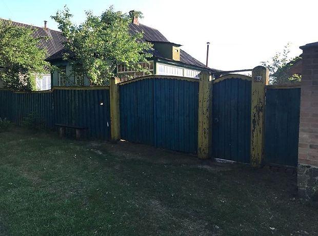 одноэтажный дом с мебелью, 50 кв. м, дерево и кирпич. Продажа в Климентове (Сумская обл.) фото 1