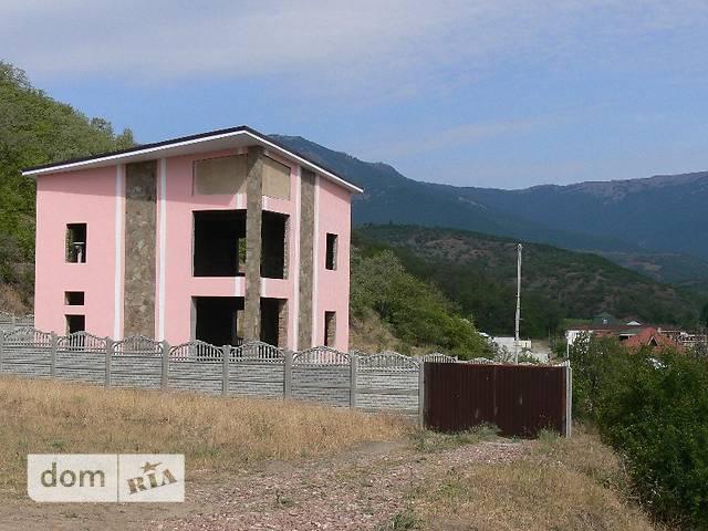 двухэтажный дом, 170 кв. м, ракушечник (ракушняк). Продажа в Алуште фото 1
