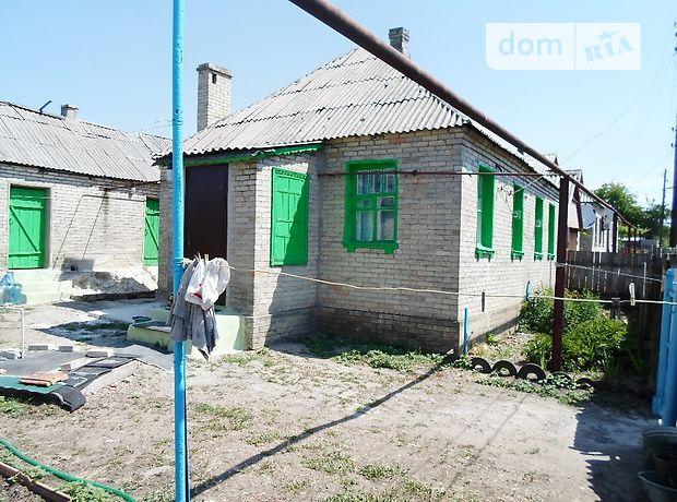 одноповерховий будинок з садом, 60 кв. м, шлакоблок. Продаж в Часовому Яру (Донецька обл.) фото 1