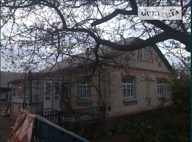 одноэтажный дом, 108 кв. м, кирпич. Продажа в Луке-Барской (Винницкая обл.) фото 1