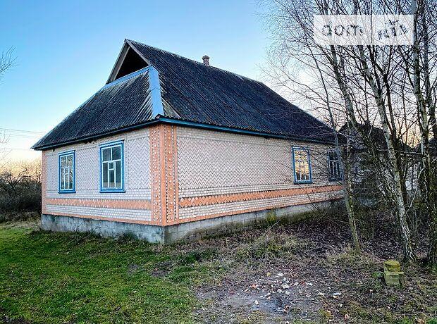 одноэтажный дом с верандой, 106 кв. м, кирпич. Продажа в Дубровке (Житомирская обл.) фото 1