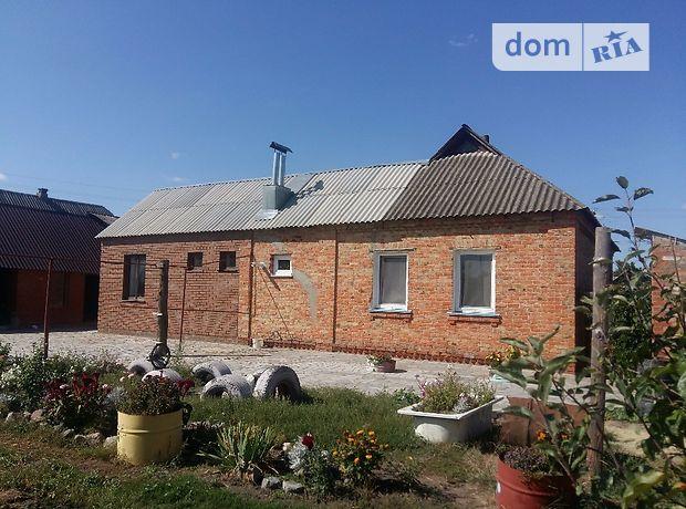 одноэтажный дом с садом, 77 кв. м, кирпич. Продажа в Белополье район Белополье фото 1