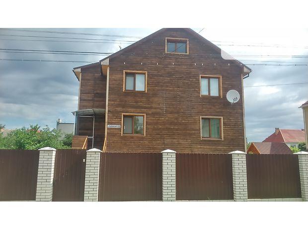триповерховий будинок з каміном, 200 кв. м, керамзітобетон. Продаж в Бердичеві, район Бердичів фото 1