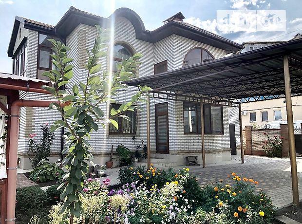 двухэтажный дом с камином, 190 кв. м, кирпич. Продажа в Бердянске район АКЗ фото 1