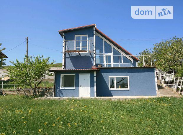 двухэтажный дом, 130 кв. м, газобетон. Продажа в Бердянске район Бердянск фото 1