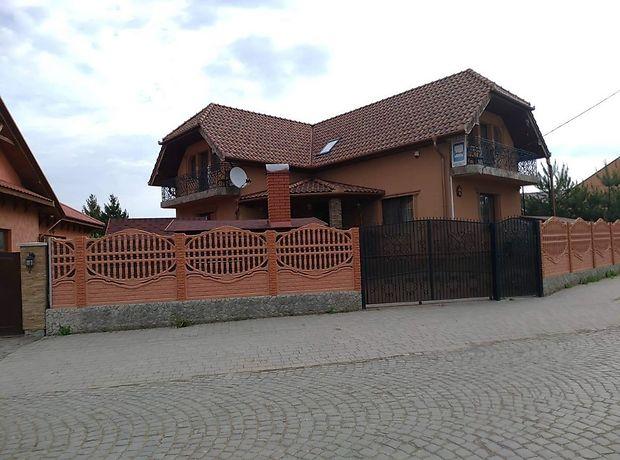 двухэтажный дом с камином, 157 кв. м, термоблок. Продажа в Косони (Закарпатская обл.) фото 1