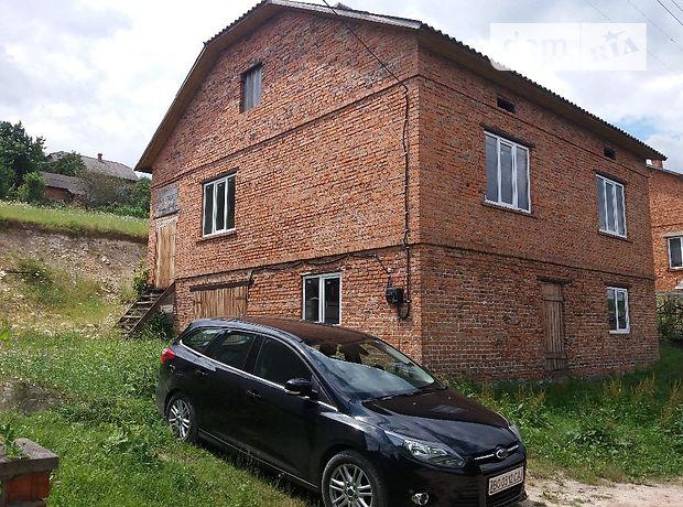 двухэтажный дом с садом, 168 кв. м, кирпич. Продажа в Бережанах район Бережаны фото 1