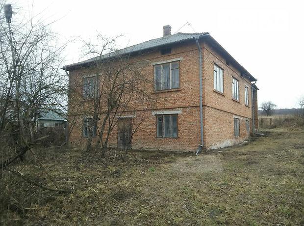 двухэтажный дом с подвалом, 193 кв. м, кирпич. Продажа в Лесниках (Тернопольская обл.) фото 1