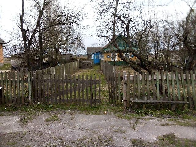 одноэтажный дом, 65 кв. м, дерево и кирпич. Продажа в Прислуче (Ровенская обл.) фото 1