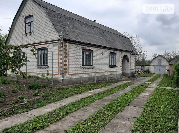 одноэтажный дом с садом, 125 кв. м, кирпич. Продажа в Бершади район Бершадь фото 1