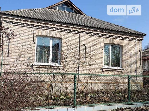 одноэтажный дом с подвалом, 100 кв. м, кирпич. Продажа в Бершади район Бершадь фото 1