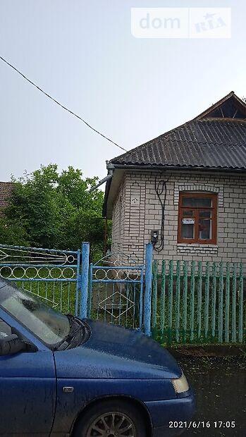 одноэтажный дом с садом, 70 кв. м, кирпич силикатный. Продажа в Бершади район Бершадь фото 1