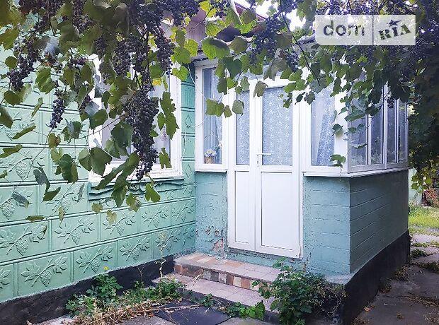 одноповерховий будинок з садом, 70 кв. м, цегла. Продаж у Бершаді фото 1
