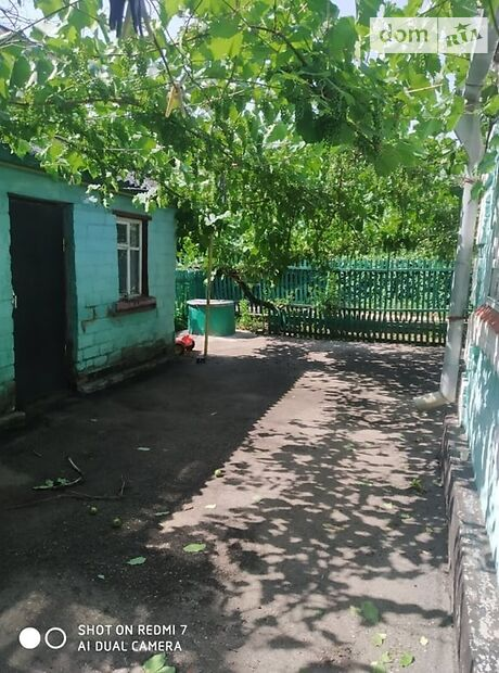 одноэтажный дом с садом, 56 кв. м, кирпич. Продажа в Бобринце район Бобринец фото 1