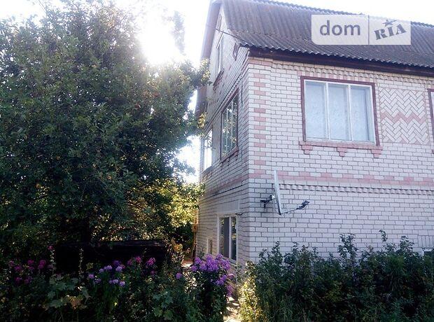 трехэтажный дом с камином, 160 кв. м, кирпич силикатный. Продажа в Марковцах (Черниговская обл.) фото 1
