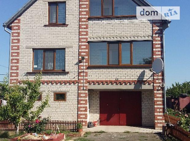 Продажа дома, 191м², Черниговская, Бобровица, c.Новый Быков, центральная 40