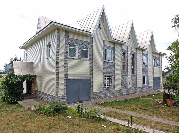 Продажа дома, 400м², Киевская, Богуслав, р‑н.Богуслав