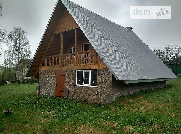 двухэтажный дом с подвалом, 150 кв. м, дерево и кирпич. Продажа в Сходнице (Львовская обл.) фото 1