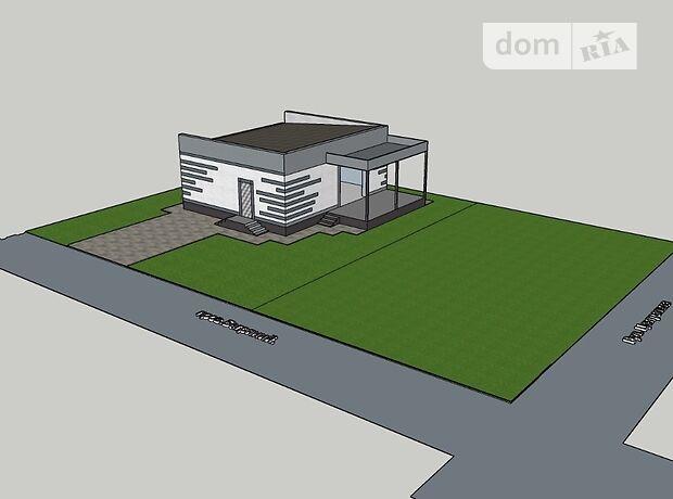 одноэтажный дом с камином, 80 кв. м, газобетон. Продажа в Борисполе район Борисполь фото 1
