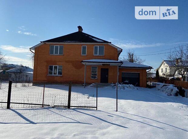 двухэтажный дом с камином, 235 кв. м, ракушечник (ракушняк). Продажа в Борисполе район Борисполь фото 1