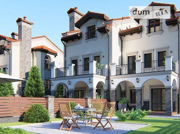 трехэтажный дом с камином, 188 кв. м, кирпич. Продажа в Чубинском (Киевская обл.) фото 1