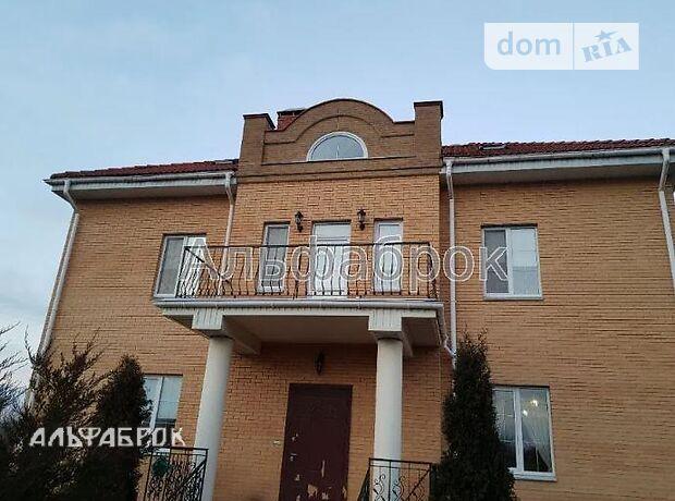 трехэтажный дом, 360 кв. м, кирпич. Продажа в Чубинском (Киевская обл.) фото 1