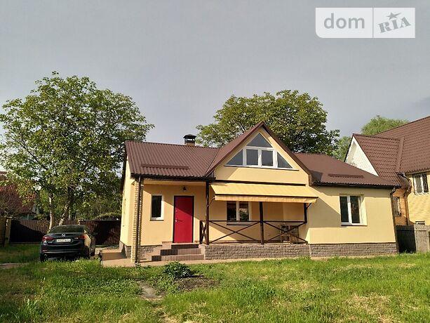 одноэтажный дом с камином, 112 кв. м, кирпич. Продажа в Процеве (Киевская обл.) фото 1