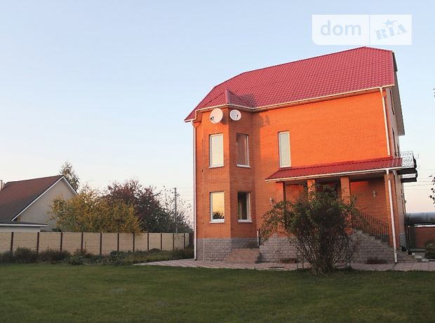 Продаж будинку, 396м², Київська, Бориспіль, c.Велика Олександрівка, Кочневая, буд. 43