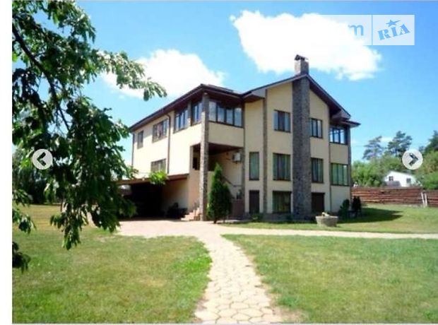 Продаж будинку, 500м², Київська, Бородянка, c.Блиставиця, Соборная