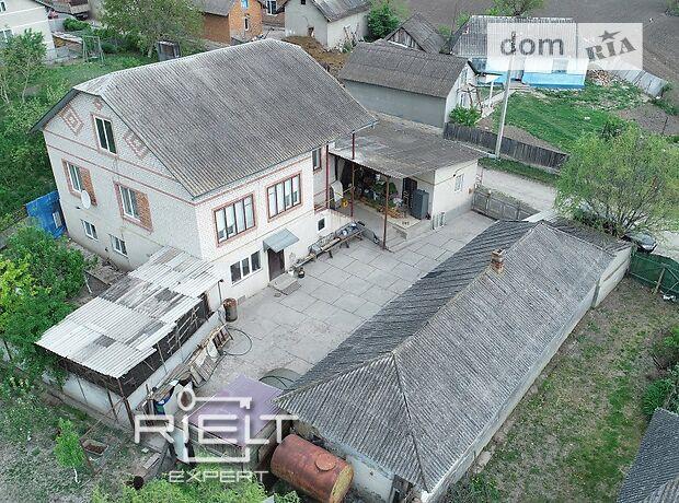 двухэтажный дом с садом, 177 кв. м, кирпич. Продажа в Алексинцах (Тернопольская обл.) фото 1