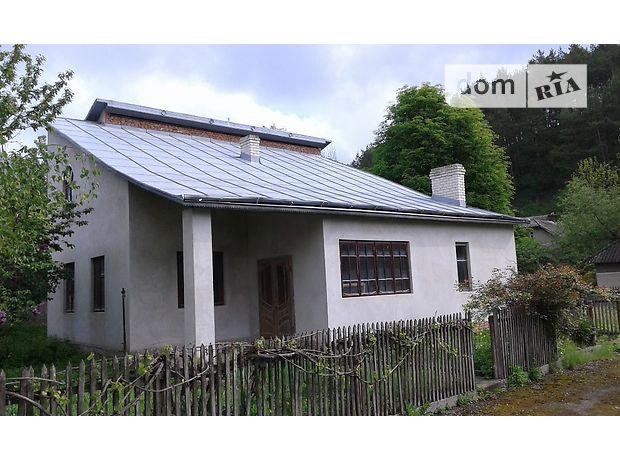 двухэтажный дом с камином, 170 кв. м, кирпич. Продажа в Борщеве район Борщев фото 1