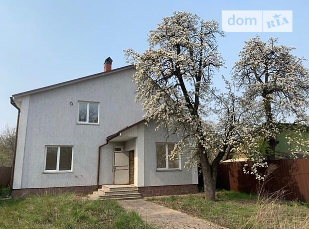 двухэтажный дом с гаражом, 200 кв. м, ракушечник (ракушняк). Продажа в Броварах район Бровары фото 1