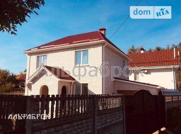 двухэтажный дом, 189 кв. м, кирпич. Продажа в Броварах район Бровары фото 1