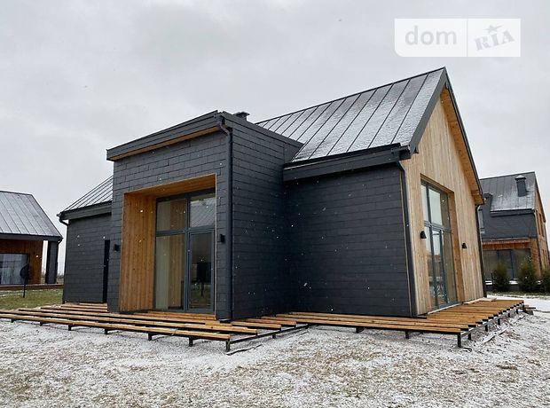 двухэтажный дом с террасой, 130 кв. м, керамический блок. Продажа в Красиловке (Киевская обл.) фото 1