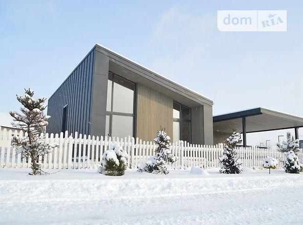 одноэтажный дом с террасой, 123 кв. м, керамический блок. Продажа в Красиловке (Киевская обл.) фото 1