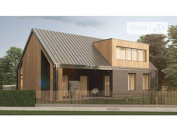 двухэтажный дом, 140 кв. м, керамический блок. Продажа в Красиловке (Киевская обл.) фото 1