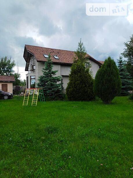 двухэтажный дом с камином, 294 кв. м, газобетон. Продажа в Рожнах (Киевская обл.) фото 1