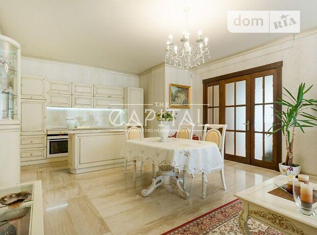 трехэтажный дом с камином, 320 кв. м, кирпич. Продажа в Залесье (Киевская обл.) фото 1